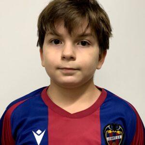 3 - Miguel Pardos