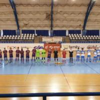 Alzira Fútbol Sala 'B' 2 – 1 Cadete 'B'