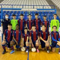 Cadete B1Alzira Fútbol Sala 'B' 2 – 1 Cadete 'B'
