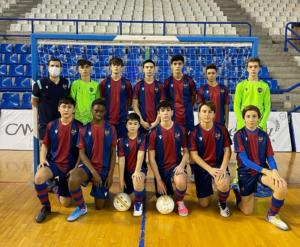 Alzira Fútbol Sala 'B' 2 - 1 Cadete 'B'